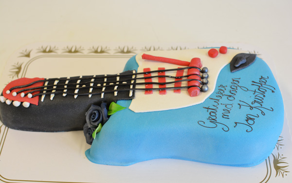 Gitar kake